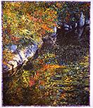 Joseph Raffael Watercolor Paintings made in 1999
