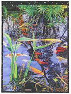 Joseph Raffael Watercolor Paintings made in 2005
