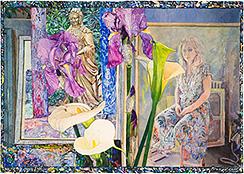 Joseph Raffael Watercolor Paintings made in 2009