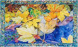 Joseph Raffael Watercolor Paintings made in 2010